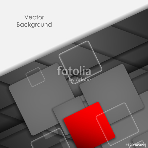 500x500 Techno Vector Background. Corporate Backdrop. Vertical Elements