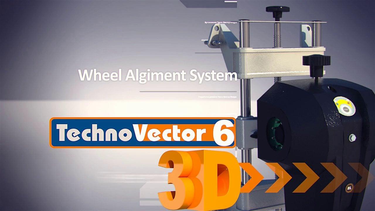 1280x720 Car Wheel Alignment System Techno Vector 6 On Vimeo