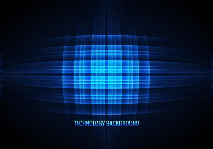 700x490 Vector Technology Background