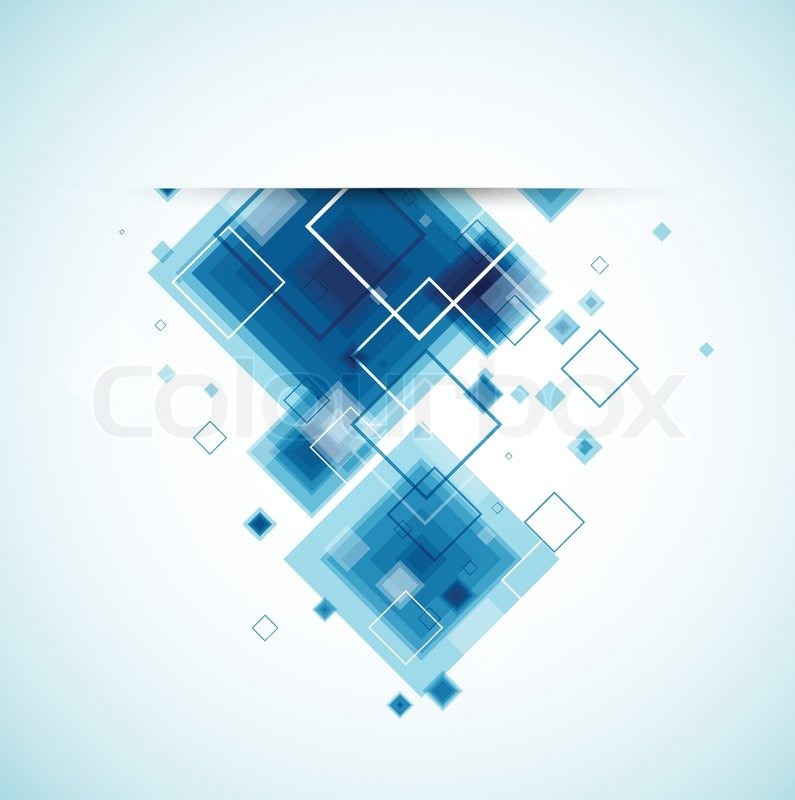 795x800 Blue Technology Background Vector Stock Vector Colourbox