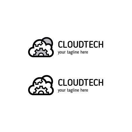 451x451 Buy Cloud Technology Logo. Buy Logo Template Design.