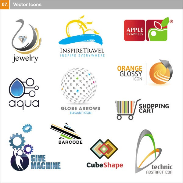 600x600 Logo Information Vector Graphics Collection My Free Photoshop