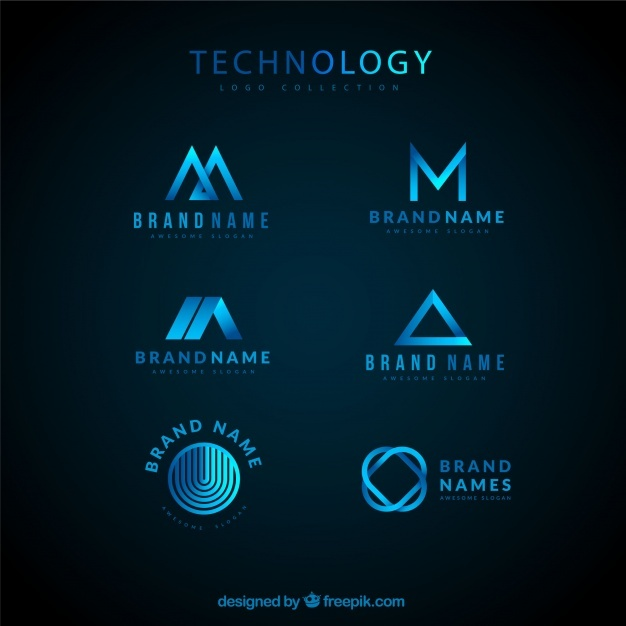 626x626 Technology Logo Vectors, Photos And Psd Files Free Download