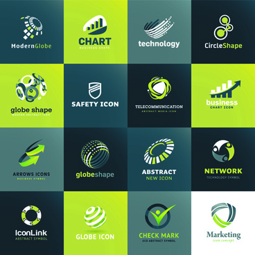 368x368 Vector Technology Creative Logo Free Vector Download (82,649 Free