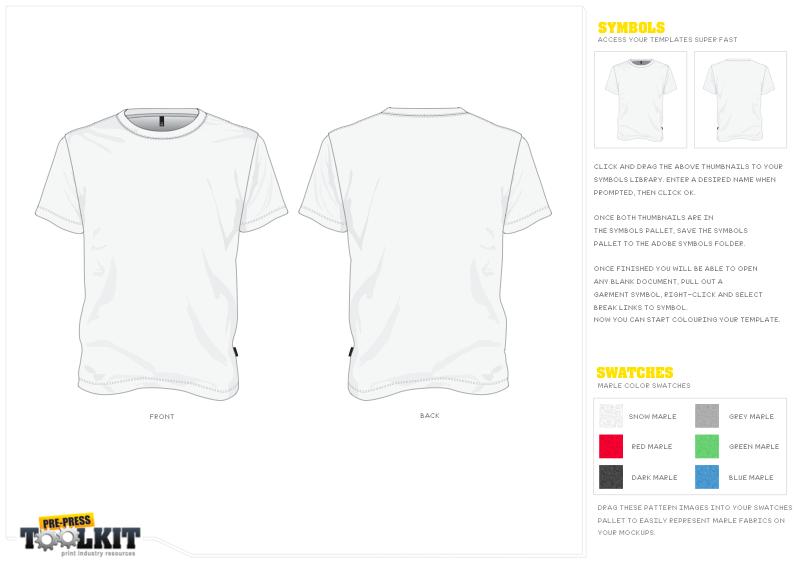 798x564 Free T Shirt Template Vector Mockup Vector File