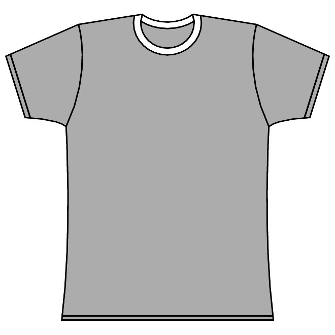 660x660 T Shirt With Pocket Vector