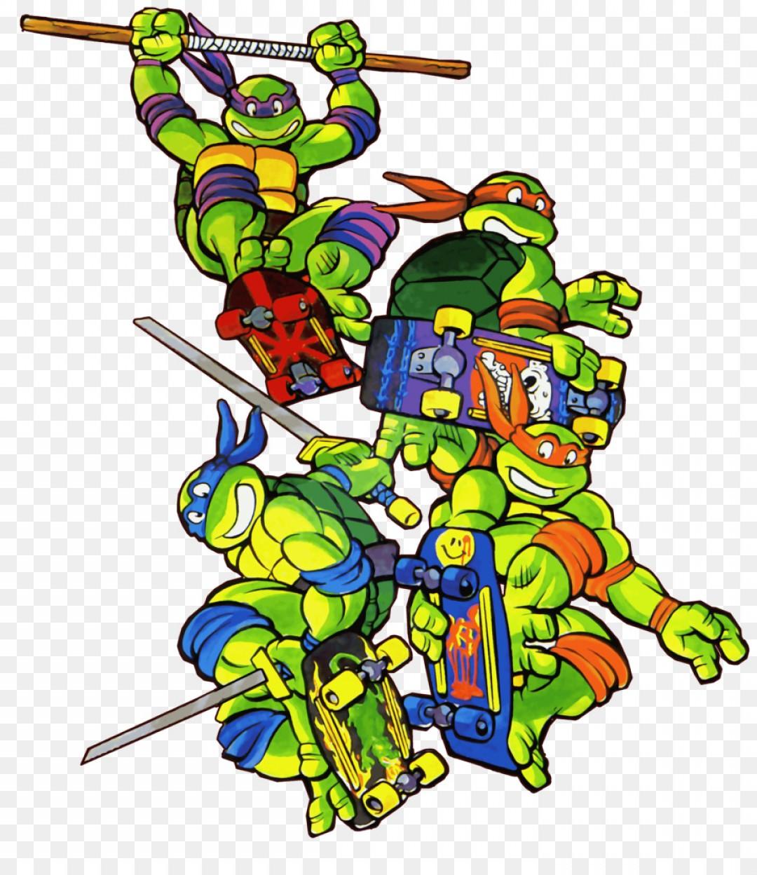 1080x1248 Png Teenage Mutant Ninja Turtles Turtles In Time Teena Createmepink