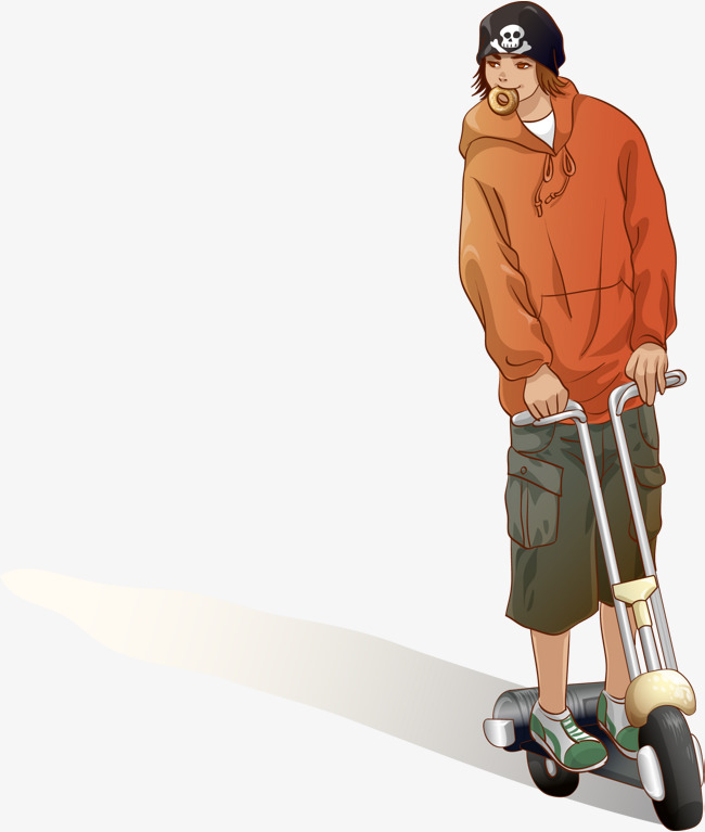 650x767 Riding A Teenager, Vector, Cycling, Juvenile Png And Vector For