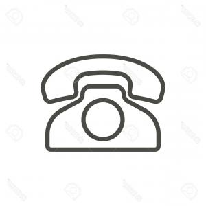 300x300 Telephone Icon Vector Free Download Arenawp