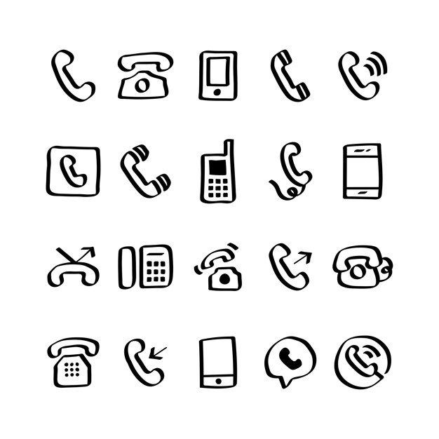 626x626 Telephone Vectors, Photos And Psd Files Free Download
