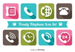 285x200 Telephone Icon Free Vector Graphic Art Free Download (Found 24,341