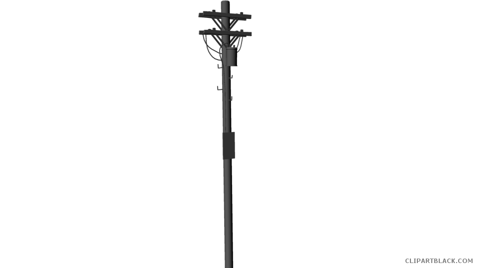 Telephone Pole Vector