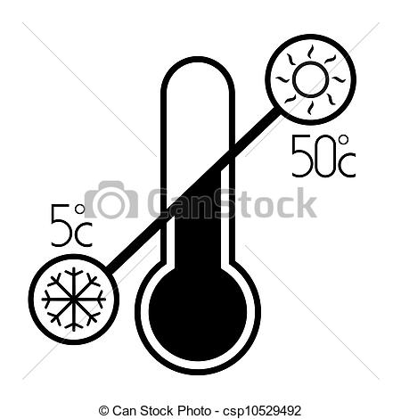 450x470 Temperature Clipart Black And White Amp Temperature Clip Art Black