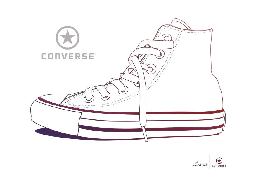 converse vector