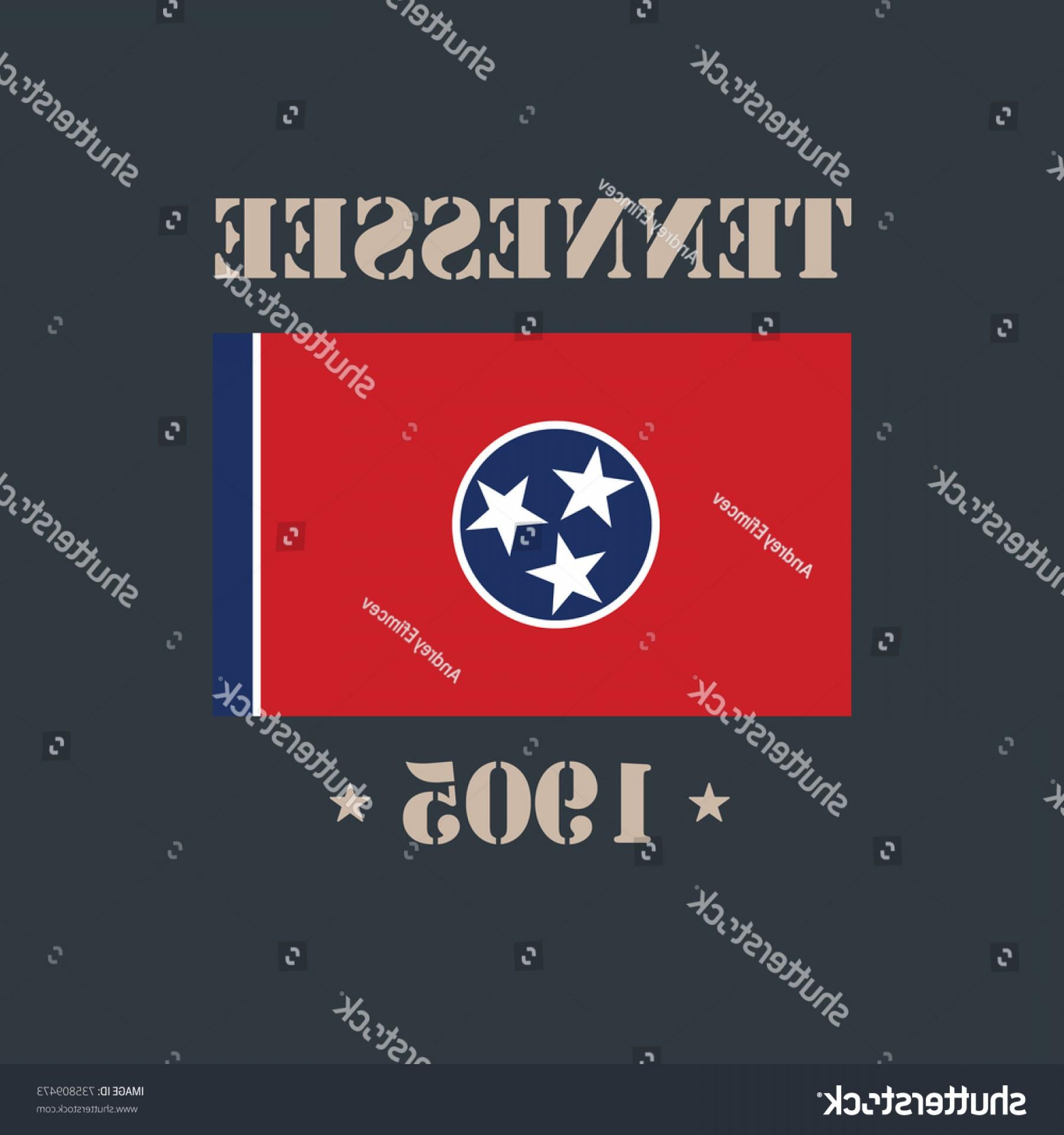1800x1920 Tennessee Flag Tshirt Design Vector Createmepink
