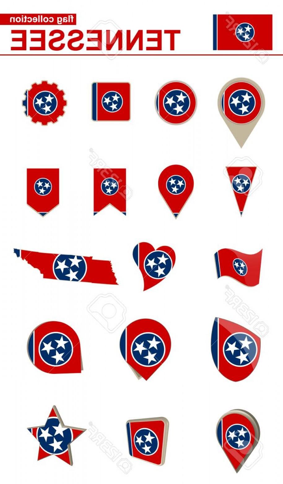 914x1560 Tennessee Flag Vector Createmepink
