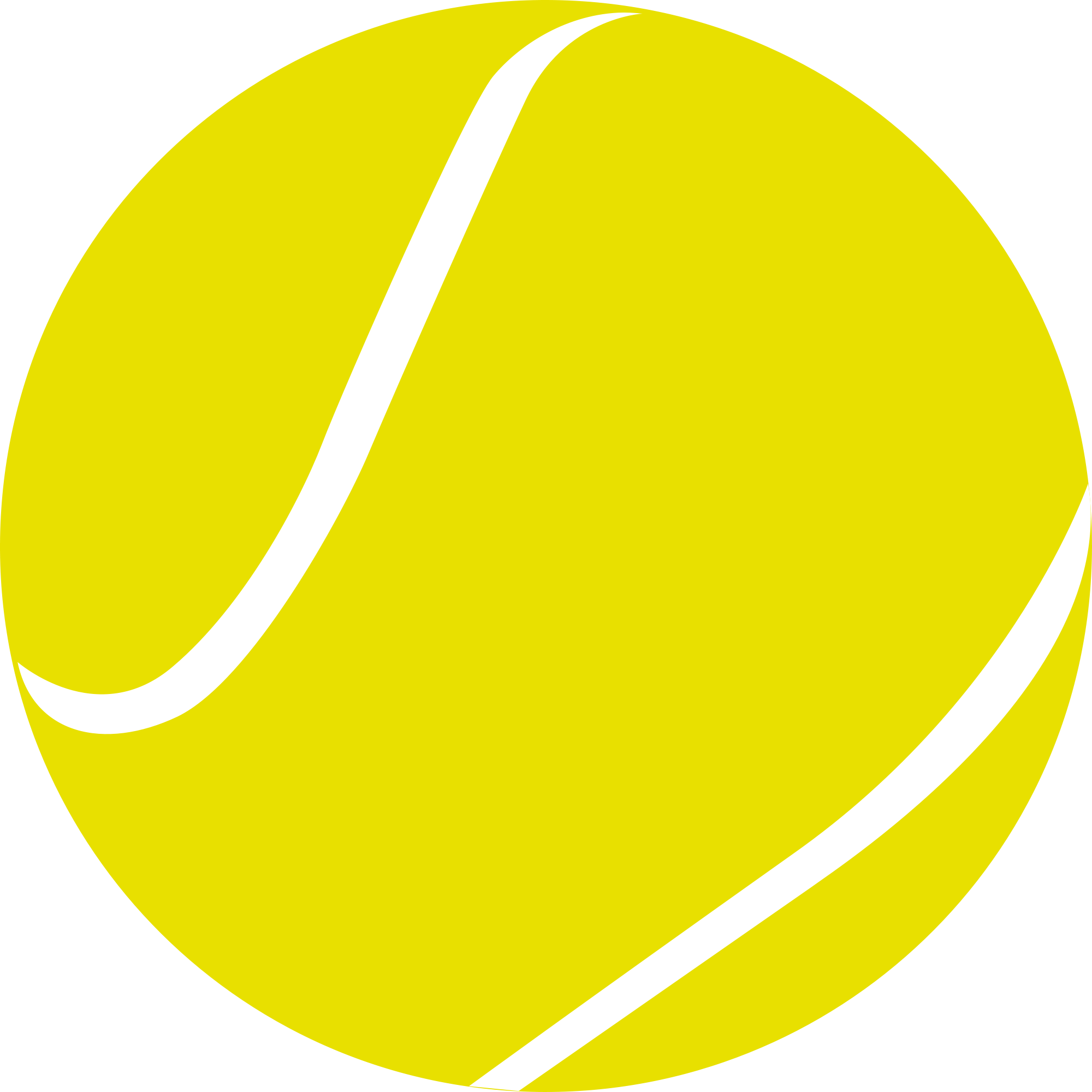 2000x2000 Collection Of Free Tennis Vector Ball. Download On Ubisafe