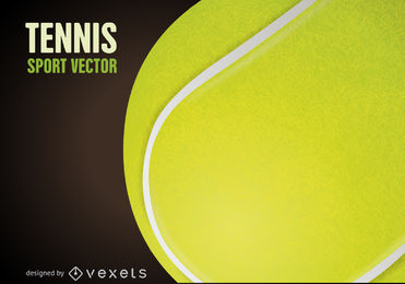 371x260 Tennis Ball Vector Graphics To Download