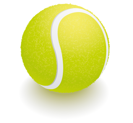 450x415 How To Create A Tennis Ball Using Vectorscribe And Adobe