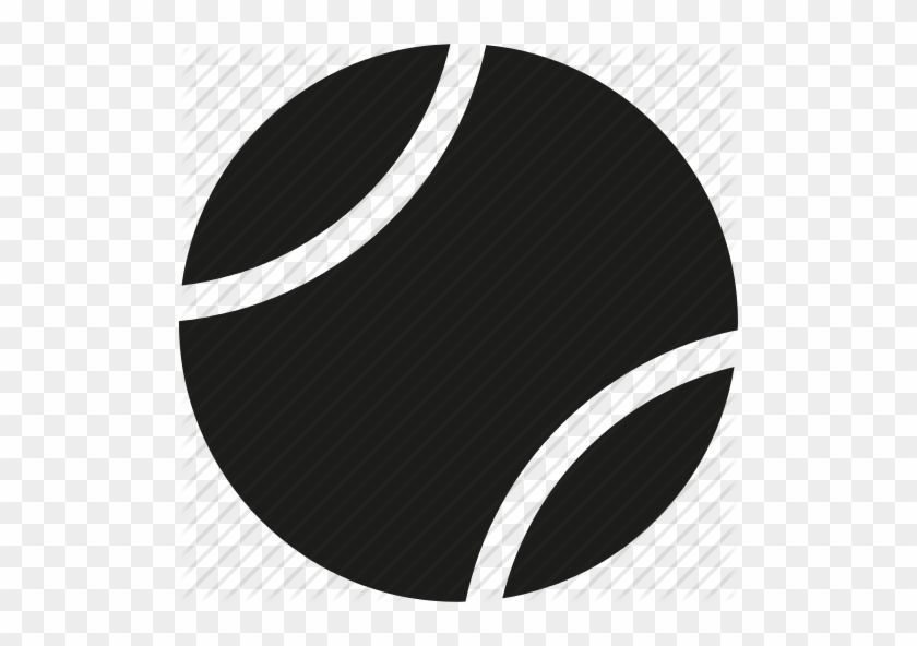 Tennis Ball Vector Free