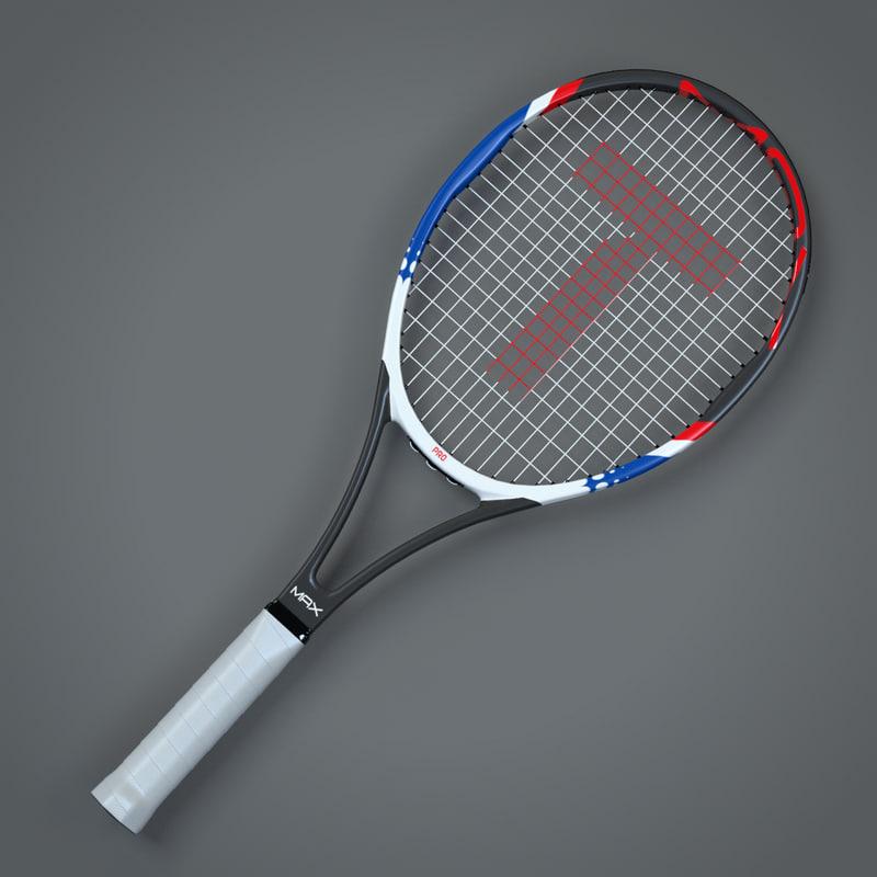 800x800 Generic Tennis Racket Vector 3d Model 1147914 Turbosquid