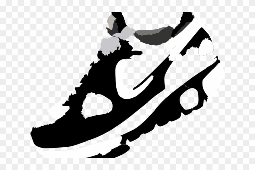 840x560 Gym Shoes Clipart Right Shoe