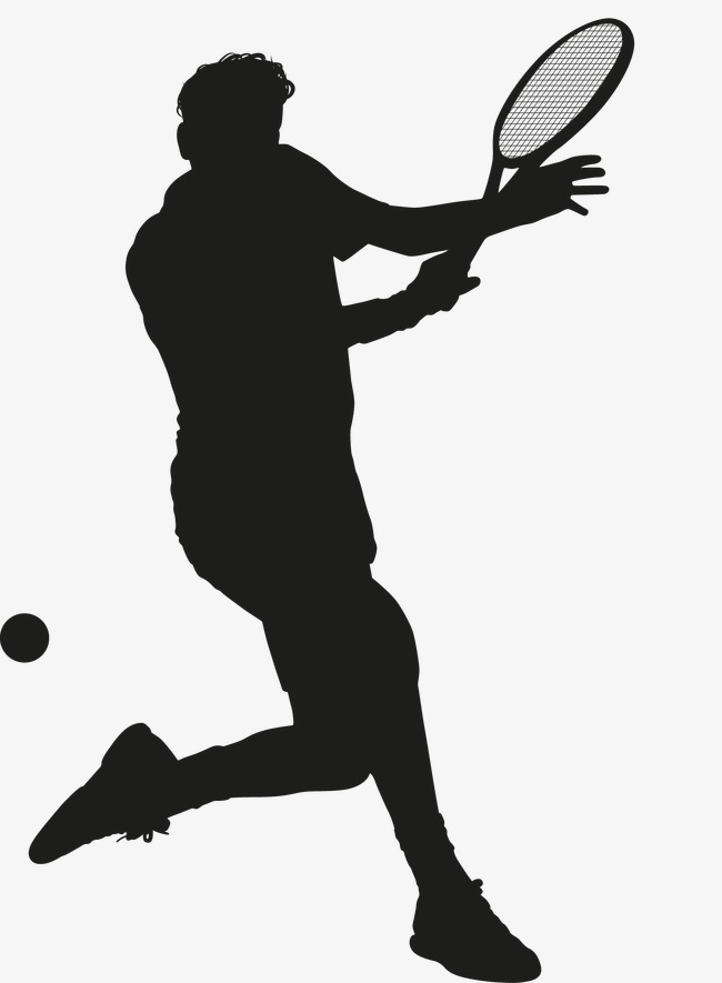 650x885 Tennis, Vector, Athlete, Game Png And Vector For Free Download