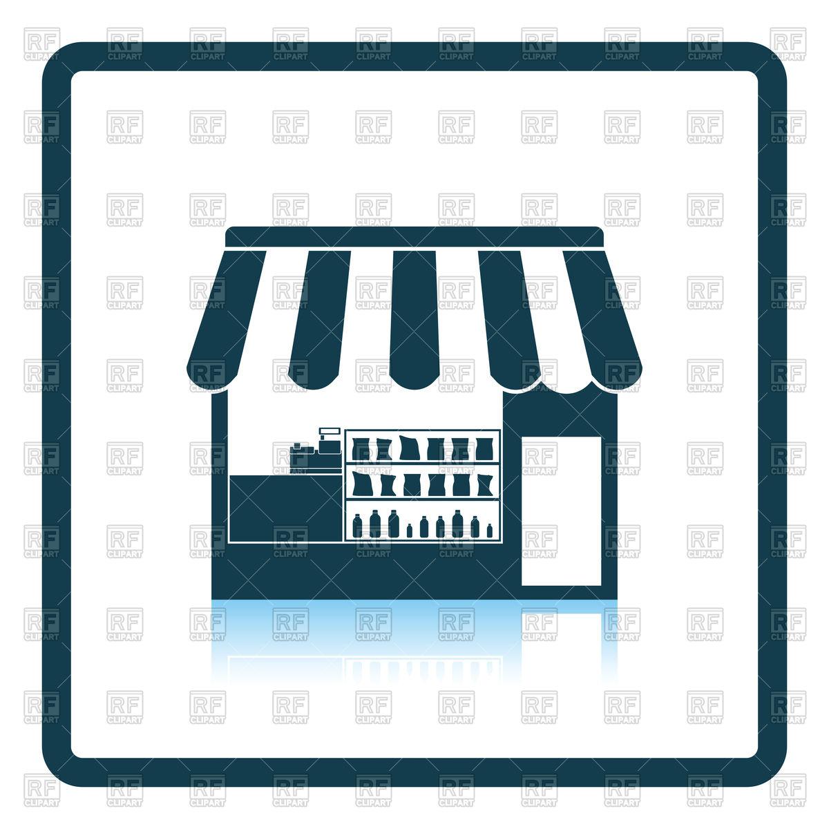 1200x1200 Tent Shop Icon Vector Image Vector Artwork Of Signs, Symbols
