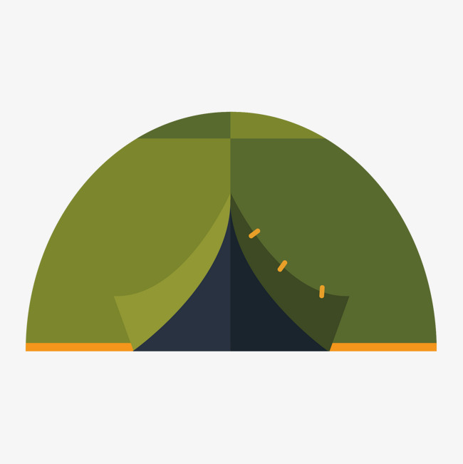 650x651 Vector Camping Tent, Vector, Camping, Tent Png And Vector For Free