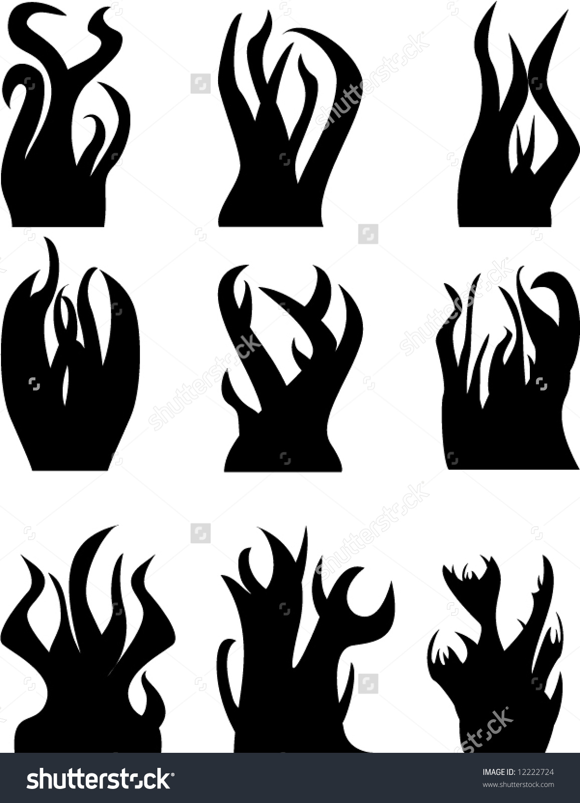 1157x1600 Tentacle Icon Clipart