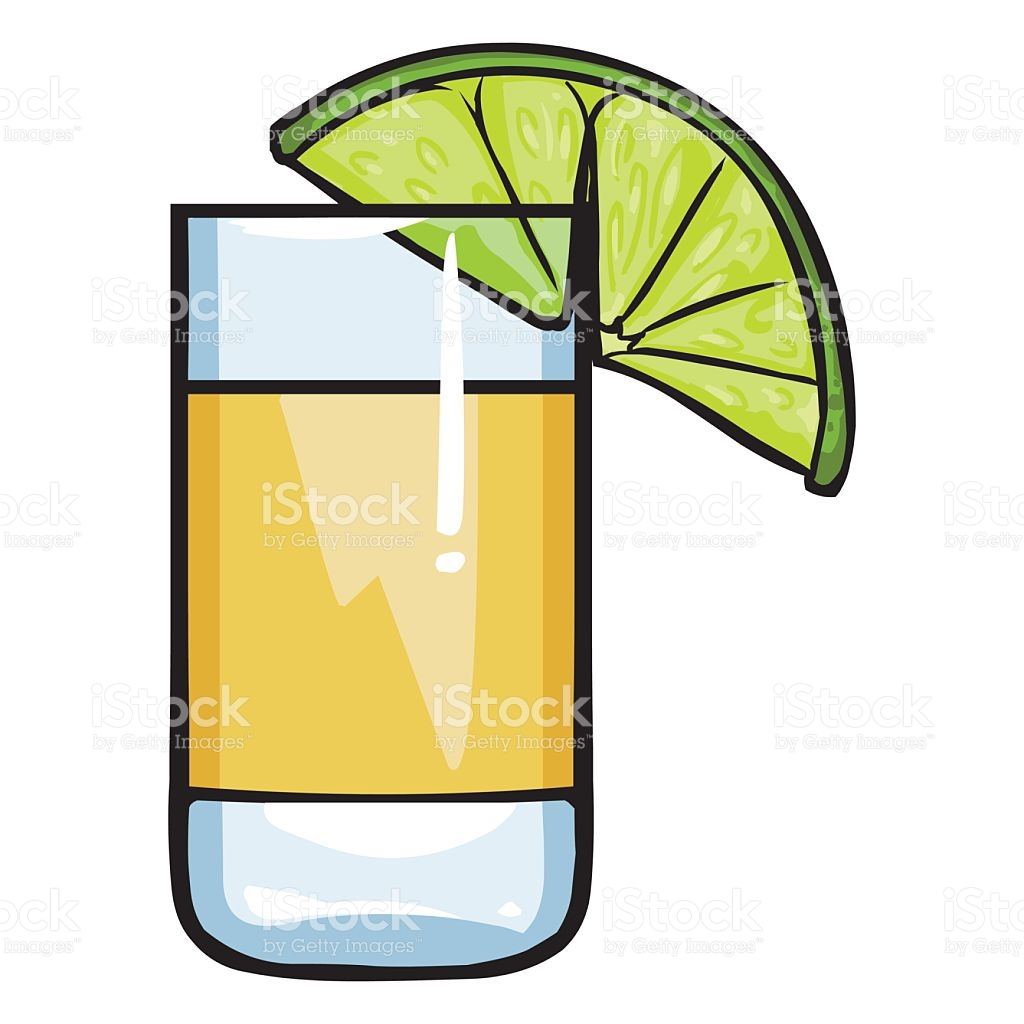 1024x1024 Lime Clipart Shot Glass