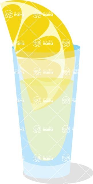 324x640 Tequila Shot Vector Graphicmama Graphicmama