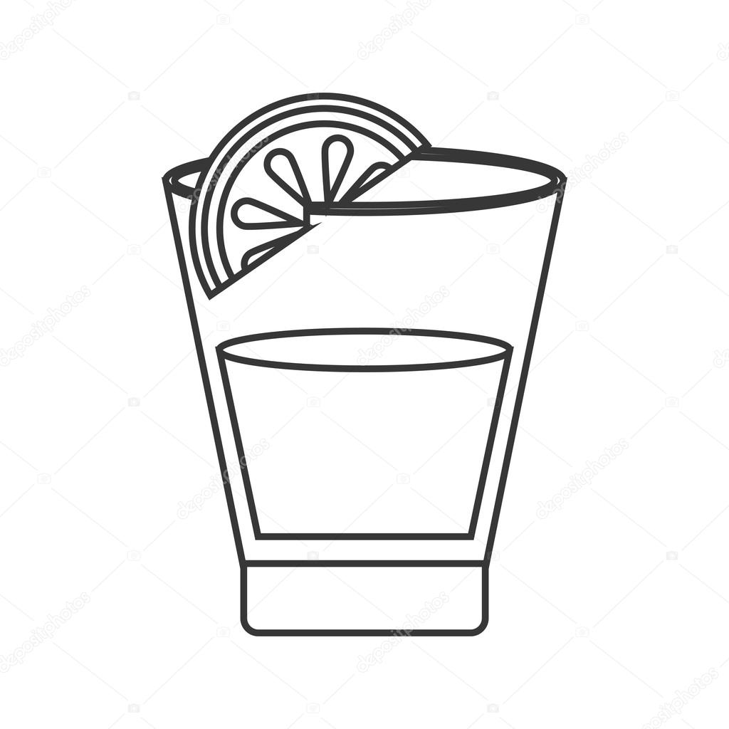 1024x1024 Collection Of Tequila Shot Clipart High Quality, Free