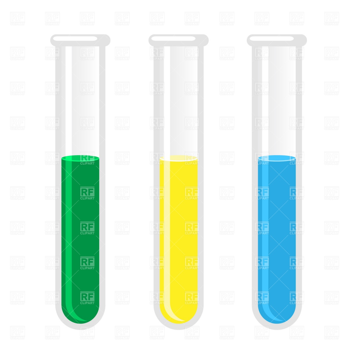 1200x1200 Laboratorial Test Tube Free Vector Image Vector Artwork Of