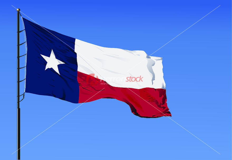 880x607 The Lone Star State