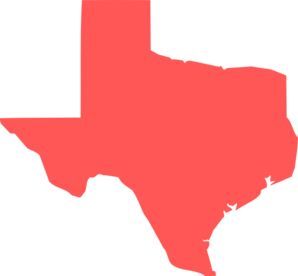 298x276 Coral Texas At Vector Online Texas Clipart