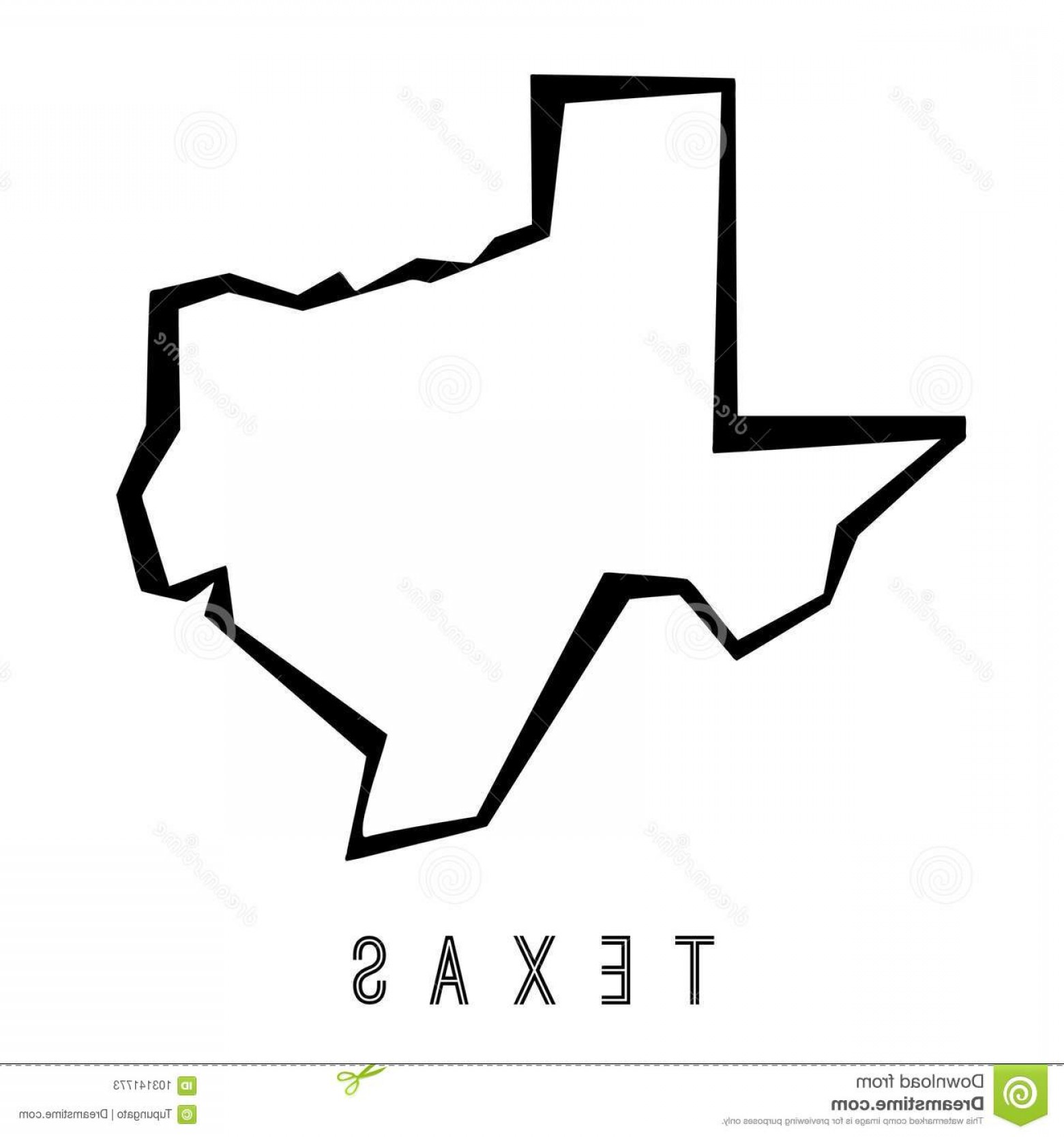 1560x1668 Texas Geometric Map Texas Map Outline Us State Shape Sharp