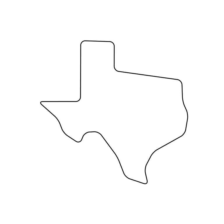 768x768 Texas Table Tops R26d