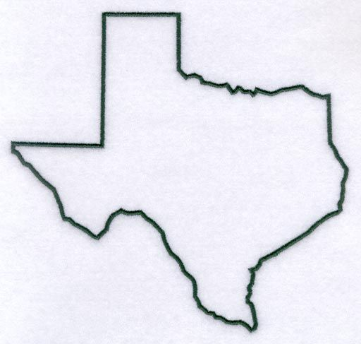 512x487 State Of Texas Outline Item Cristian Texas Outline