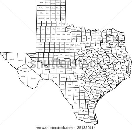 450x445 Texas Map Black And White Free Texas Map Vector Download Free
