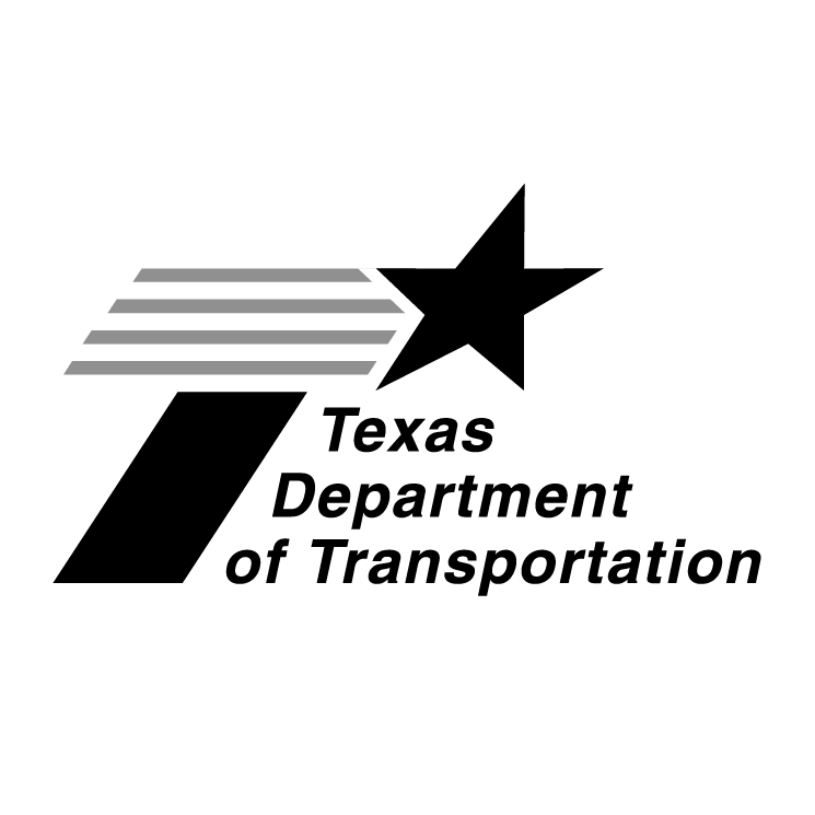 745x745 Texas Department Of Transportation Free Vector 4vector