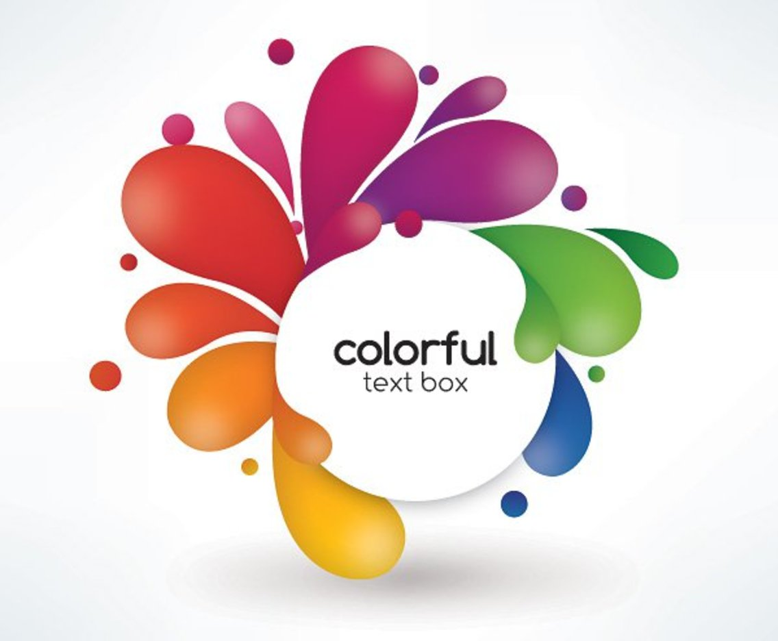 1136x936 Colorful Text Box Vector Art Amp Graphics
