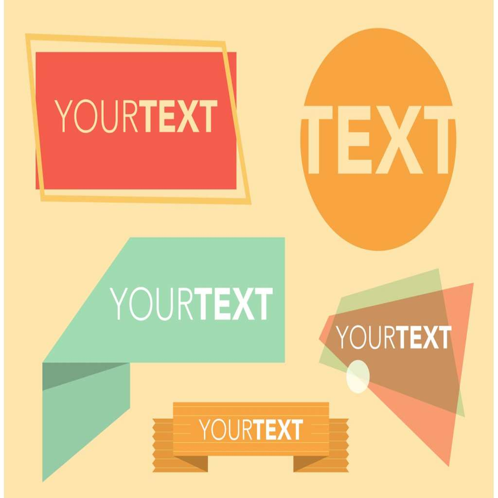 1024x1024 26 Lovely Pictures Of Text Box Design Frame Vector