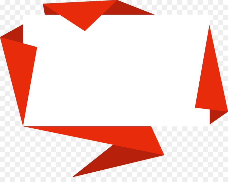 900x720 Origami Text Box