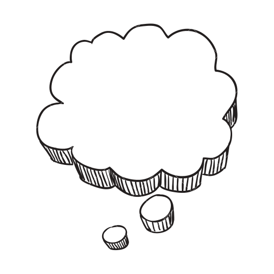550x550 15 Thought Bubble Vector Png For Free Download On Mbtskoudsalg