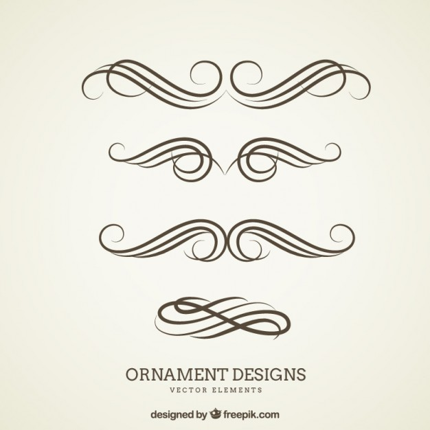 626x626 Ornament Designs Vector Free Download