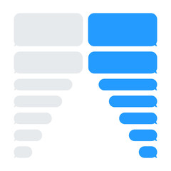 240x240 Text Message Bubble Photos, Royalty Free Images, Graphics, Vectors