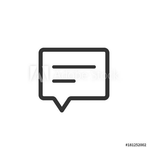 500x500 Message 01 Line