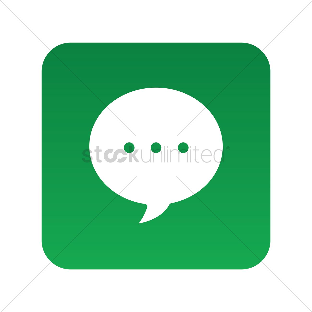 1300x1300 Text Message Icon Vector Image