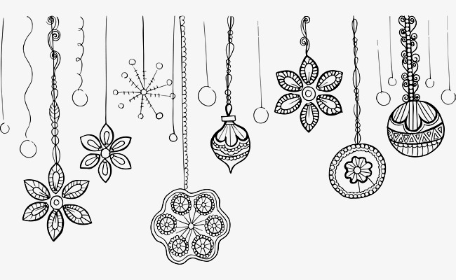 650x400 Beautiful Decorative Ornaments, Vector Png, Exquisite Pattern
